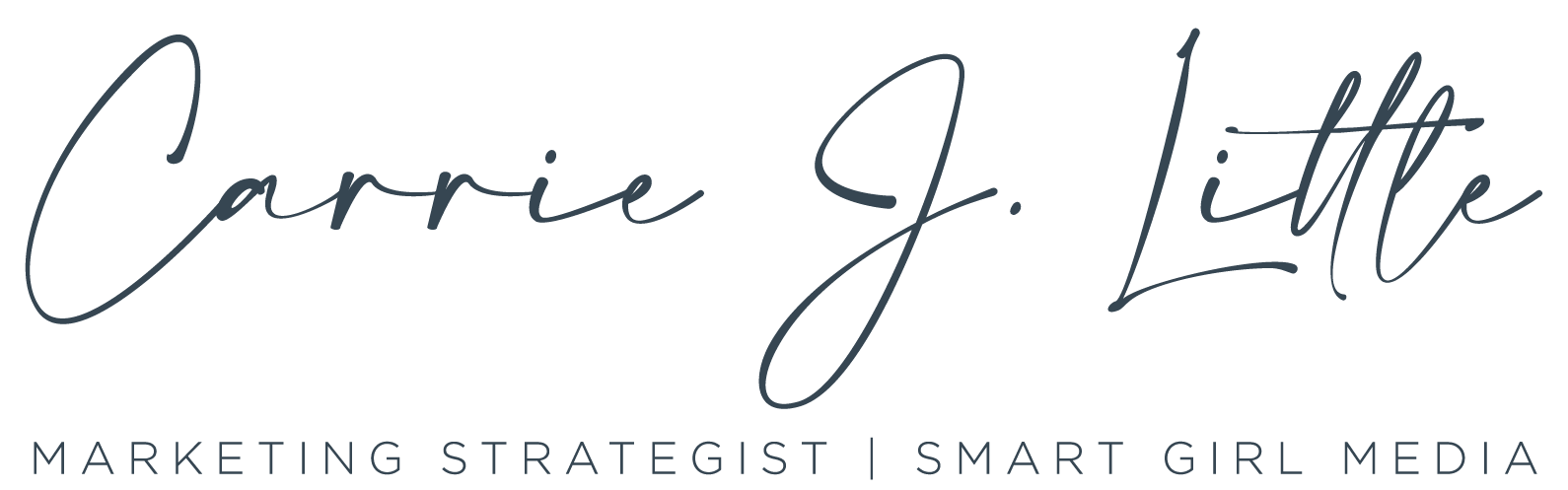 Carrie J. Little, BS, MS | Smart Girl Media